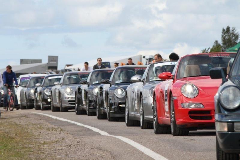 """Savaitgalį """"Porsche"""" klubas uždaro 9-ąjį sezoną"""