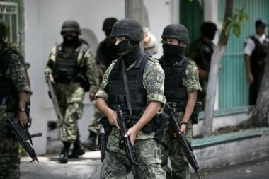 Meksikoje per ginkluotą išpuolį nužudyta 17 žmonių