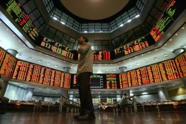 Investuotojų optimizmas išblėso
