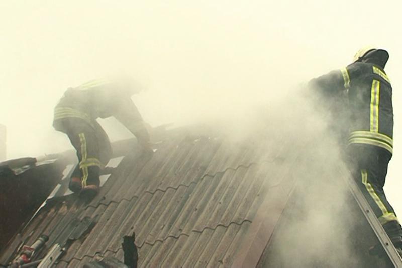 Per parą gaisruose Lietuvoje žuvo keturi žmonės
