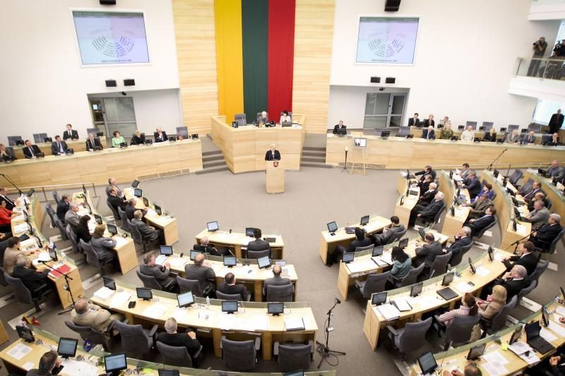 Seimas užsimojo uždegti žalią šviesą pensijų reformai