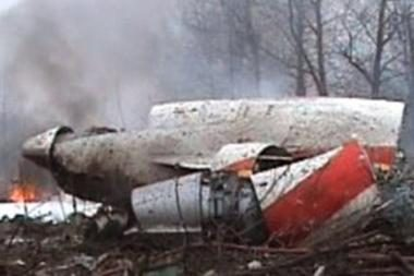 Maskva: Lenkijos lėktuvui apie oro sąlygas pranešta laiku