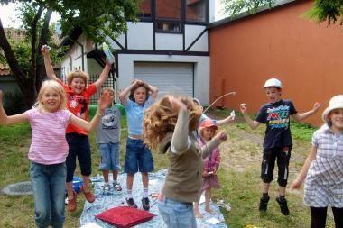 Vaikų vasaros stovyklos - saugios sveikatai, teigia specialistai