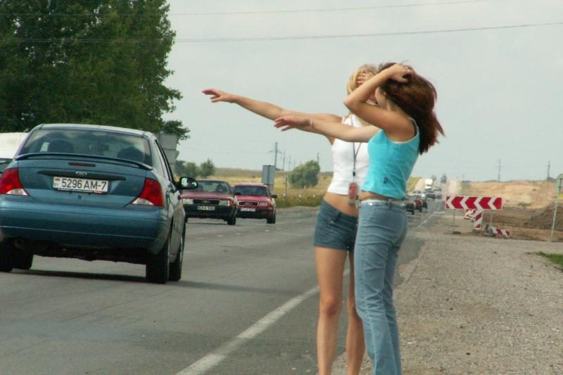 Keliavimas autostopu – saugu ar rizikinga?