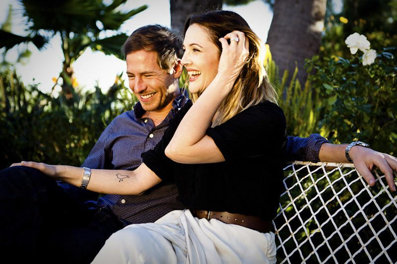 Aktorė Drew Barrymore ištekėjo trečią kartą