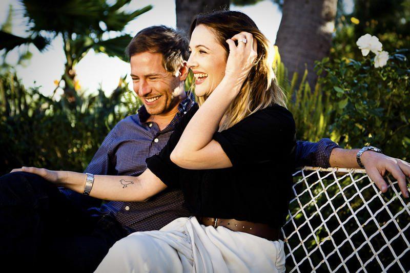 Drew Barrymore ištekėjo už sužadėtinio Willo Kopelmano