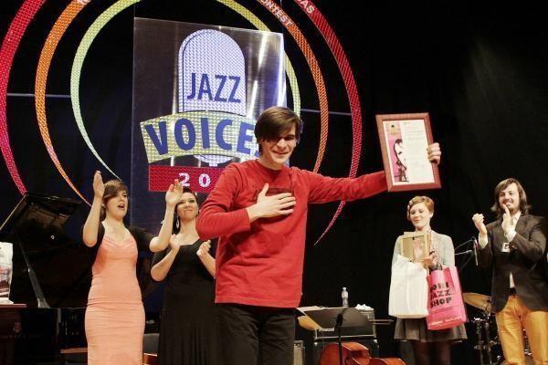 "Jubiliejiniame ""Jazz Voices"" triumfavo Lenkijos vokalistas"