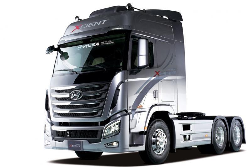 "Naujasis ""Hyundai Trago Xcient"" skirtas Europos rinkai"