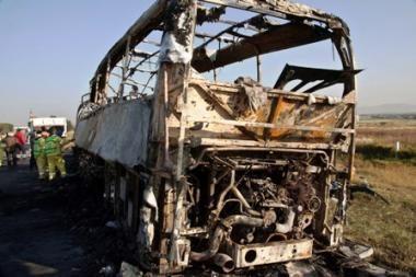 Meksikoje per autobuso avariją žuvo 21 žmogus