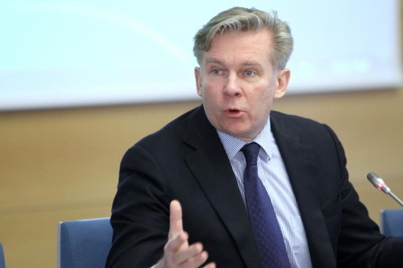 A.Ažubalis: mažinant ES paramą, sunku tikėtis ekonomikos augimo