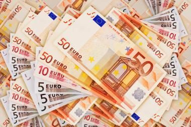 Portugalijai bus suteikta 78 mlrd. eurų finansinė parama