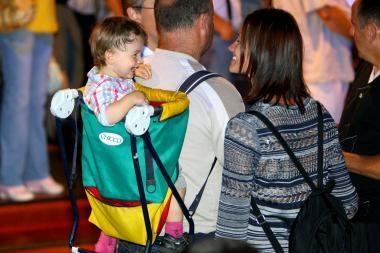 Vilniuje – konferencija už pozityvią tėvystę