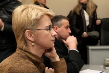 Generalinė prokuratūra nepriėmė N.Venckienės skundo