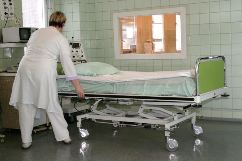 Vilniuje naktį sumuštas italas atsidūrė ligoninėje