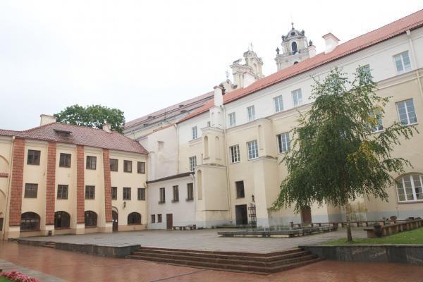 VU sprendžia dėl Istorijos ir Filologijos fakultetų