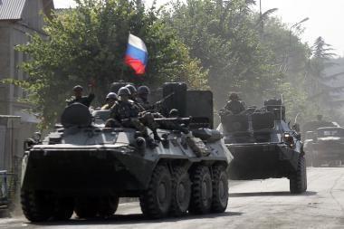 Didžiojo aštuoneto valstybės pasmerkė Rusiją