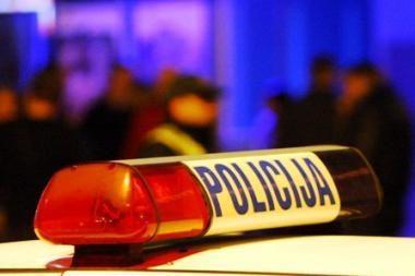 Vilniaus policininkai degalų nevogė