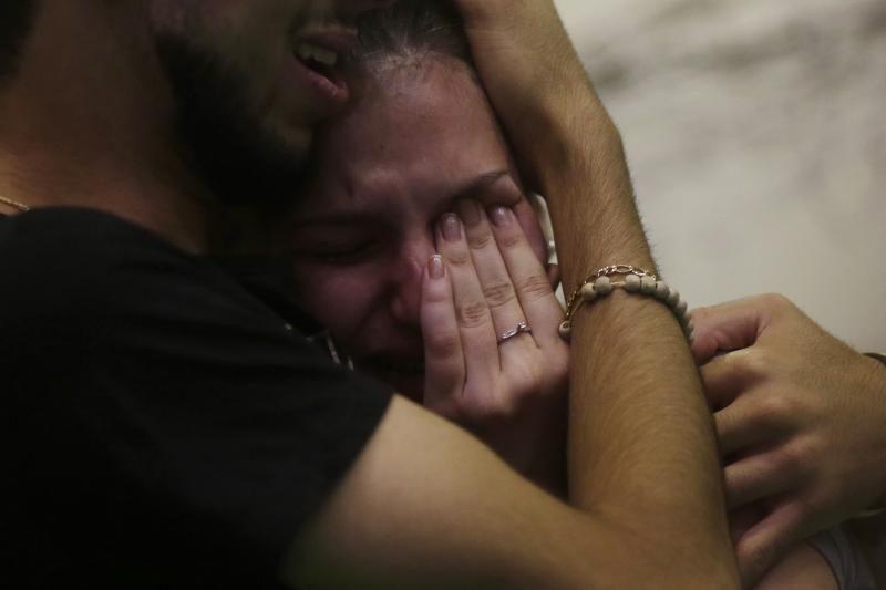 Brazilijoje palaidotos pirmosios gaisro aukos