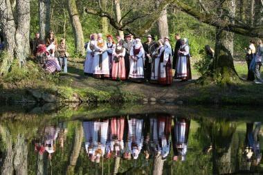 Palanga kviečia į Jurginių šventę