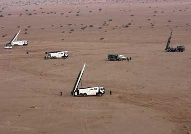 Iranas išbandė naują tolimojo nuotolio raketą