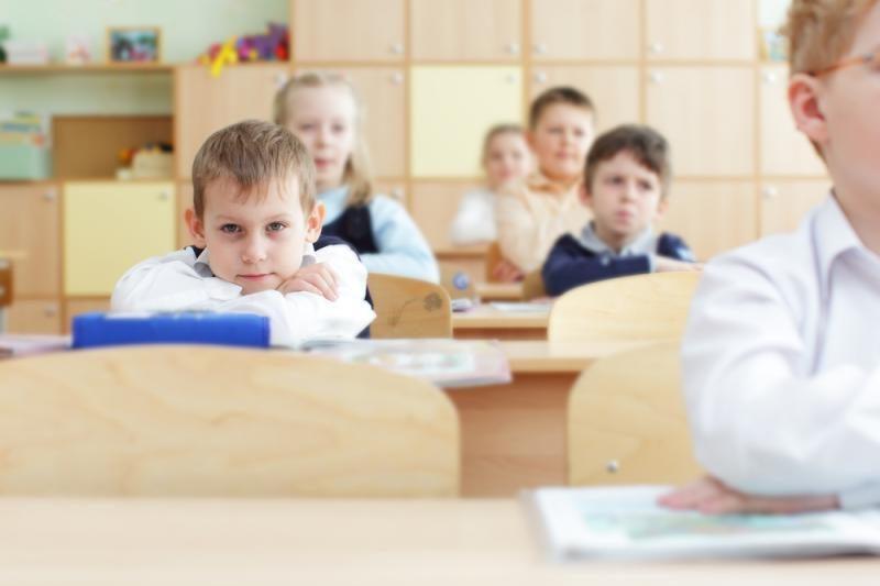 Statistika: moksleivių šalies mokyklose sumažėjo trečdaliu
