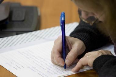 Klaipėdoje vyksta lietuvių kalbos kursai užsieniečiams
