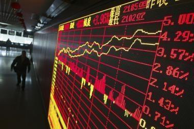Biržoje apyvarta išsiskyrė Ūkio banko akcijos