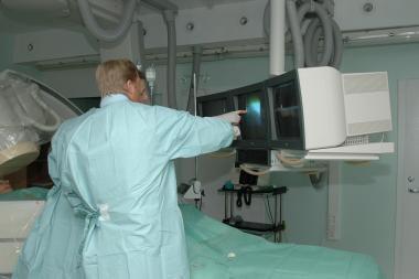 Operuodami raktikaulį medikai pritaikė naują metodiką