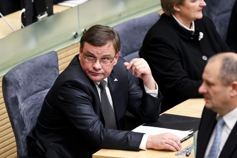 V. Gedvilas Latvijoje: VAE perspektyvą turi įvertinti ekspertai