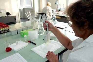 Gyvybės mokslų centras – iššūkis sunkioms ligoms