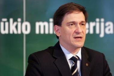 Bankrutuoja buvęs ministro D.Kreivio verslas