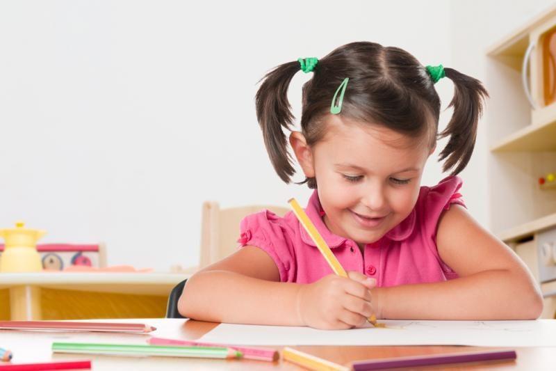 Stresas nulemia mergaičių gebėjimą skaičiuoti