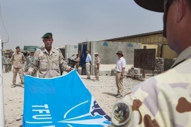 Olandų kariai palieka Afganistaną