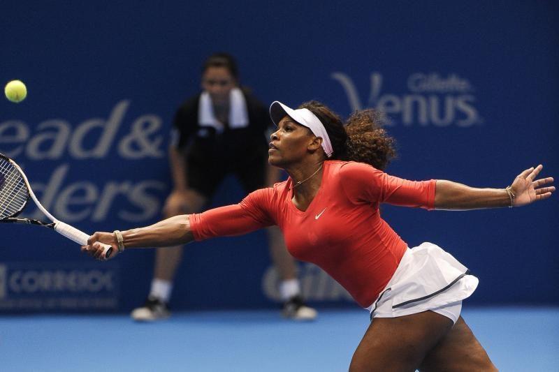 Brisbano moterų teniso turnyre paaiškėjo visos pusfinalio dalyvės