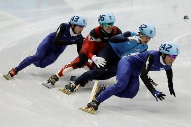 Pirmajame olimpinės rikuotės dešimtuke - nedideli pokyčiai