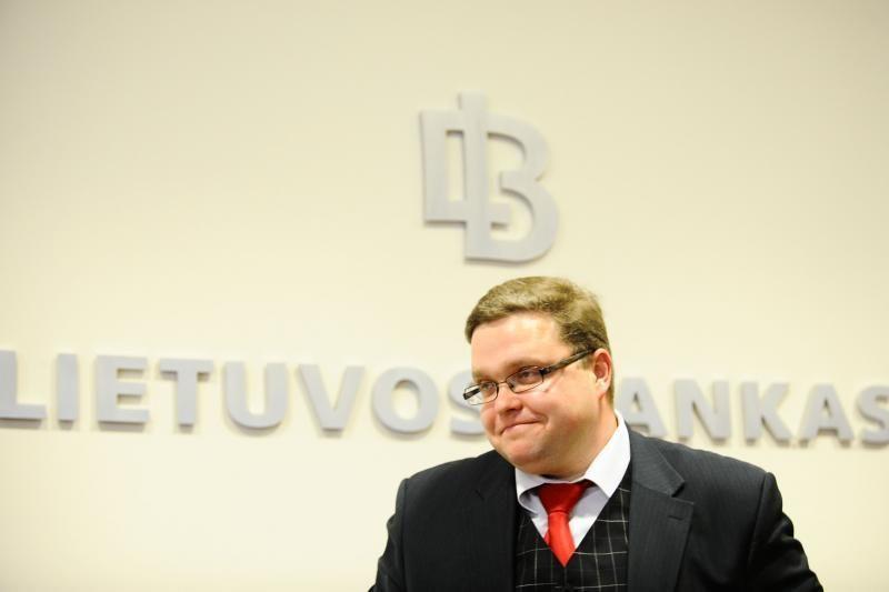 V.Vasiliauskas: mūsų prioritetas – Ūkio banko veiklos tęstinumas