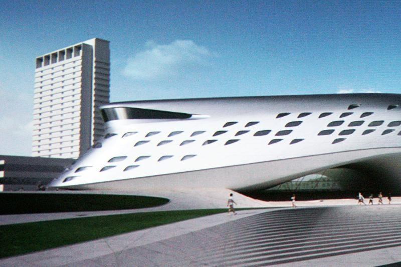 Vilniaus valdžia gaivina Guggenheimo muziejaus idėją