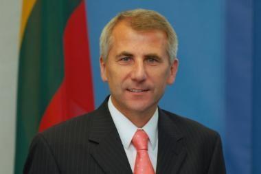 V.Ušackas vieši Baltarusijoje