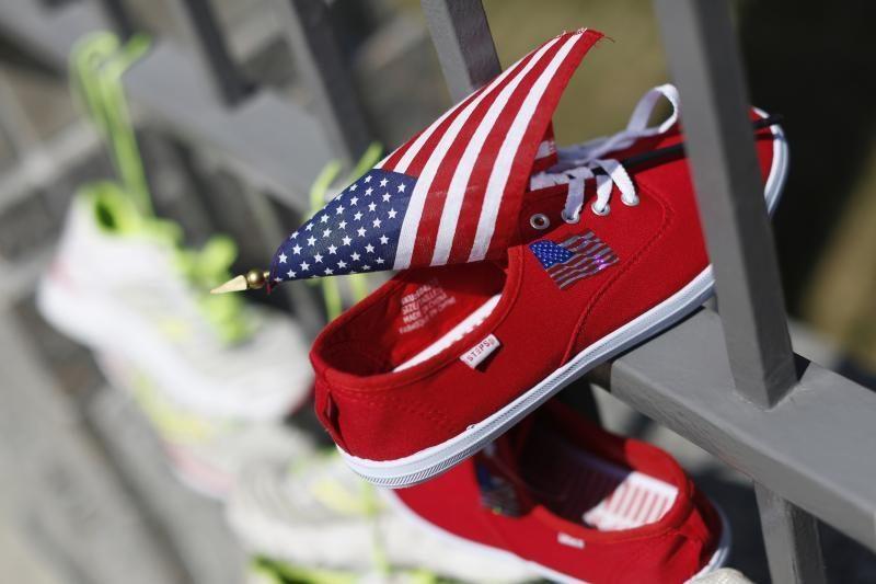 Įtariamas Bostono maratono sprogdintojas kaltės nepripažįsta