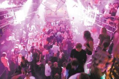 Mokesčių inspektoriai lankėsi Klaipėdos klubuose