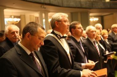Kauno kolegija šventė dešimtmetį