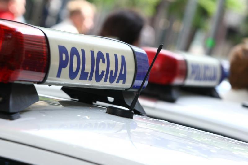 Prie vairo neblaivus įkliuvo Vilniaus prokuroras