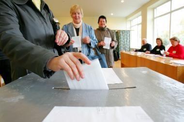 Seimas nepritarė Konstitucijos pataisai dėl tiesioginių merų rinkimų (papildyta)