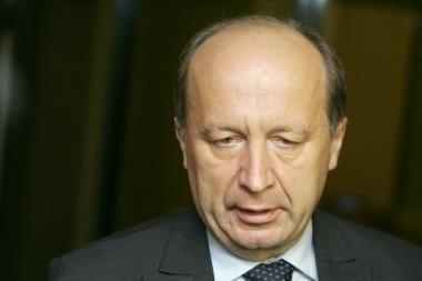 A.Kubilius susitiko su SEB banko prezidente