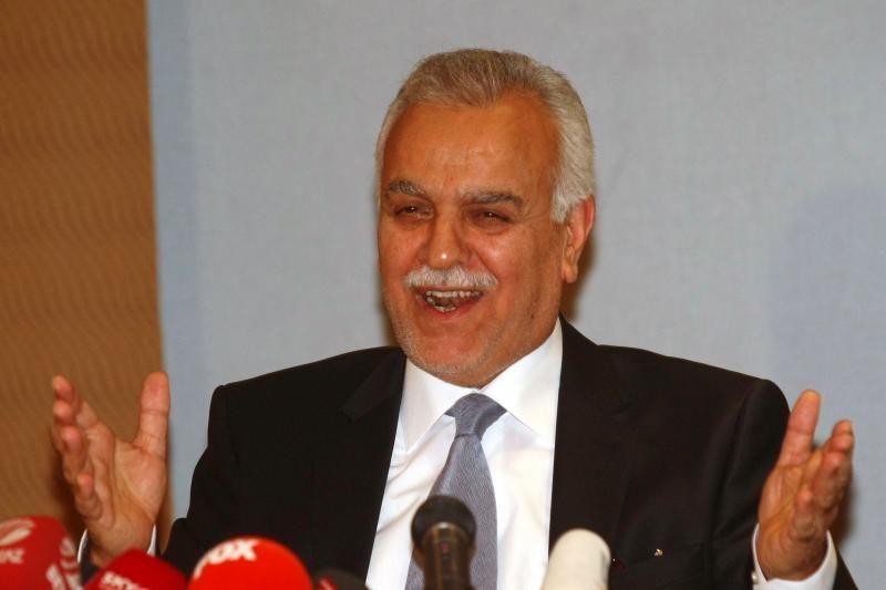 """Besislapstantis Irako viceprezidentas """"atmeta"""" skirtą mirties bausmę"""