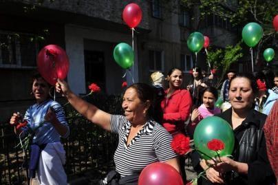 Darbdaviai: romams įsidarbinti sunku ne tik dėl tautybės