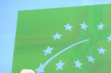 Išrinktas ES ekologiško gaminio logotipas
