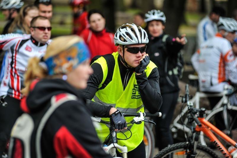 Kitą savaitgalį miestą okupuos dviratininkai