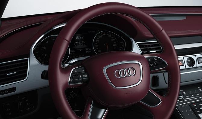 """Klaipėdoje pavogtas automobilis """"Audi A6"""""""