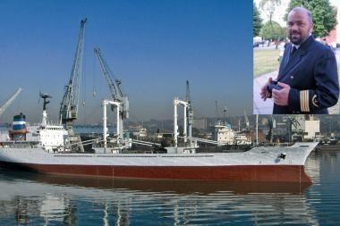 Piratai paleido kapitoną D.Baškirovą (papildyta)